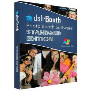 dslrBooth Standard Windows Edition Photo Booth DSLRBOOTH WIN