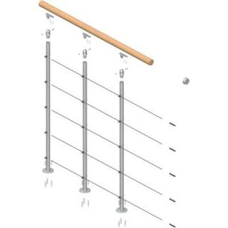 Dolle Rome Balcony Railings Continuous Pack 68371