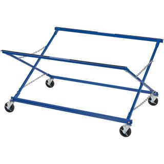 PBE Truck Bed Roller Dolly, Model# RR500  Parts Holders