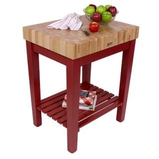 John Boos American Heritage Butcher Block Table