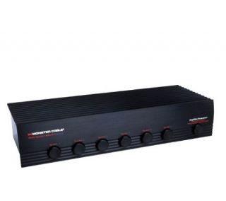 Monster Cable SS4 Multi Speaker Selector —