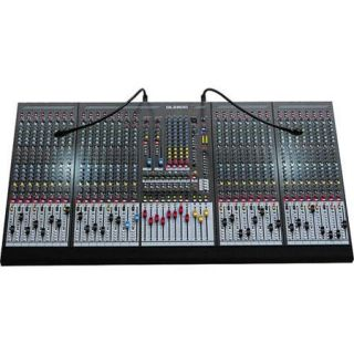 GL2800 832 Allen & Heath Allen & Heath GL2800 8 Bus 32 Input Channel Dual Function Live Sound Mixing Console