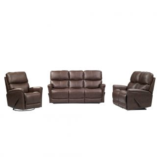 Easy Living Cologne Dual Reclining Loveseat by Sunset Trading