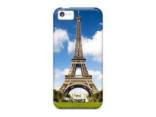 Pretty UGo2997eBFQ Iphone 5c Case Cover/ Symbol Of Paris Series High Quality Case