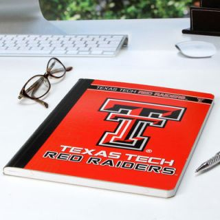 Texas Tech Red Raiders Composition Book