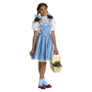 Girls Sequin Dorothy Costume