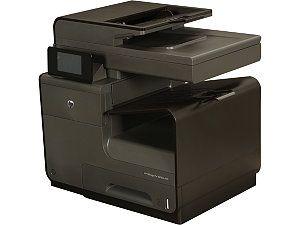 HP Officejet Pro X476dn Up to 1200 x 1200 dpi USB/Ethernet Color Duplex Multifunction Inkjet Printer
