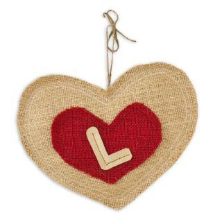 Piece Love Heart Banner Letter Set by Brite Ideas Living