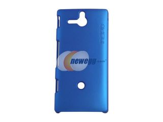 Incipio feather Iridescent Blue Ultralight Hard Shell Case For Sony Xperia U SE 115