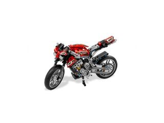 Lego Technic Motor Bike   467 pcs.