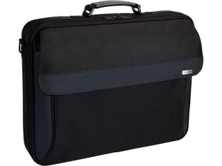 Targus  Black  Intellect Clamshell Laptop Bag / Case fits 17.3 inch Laptops, BlackModel TBC005EU