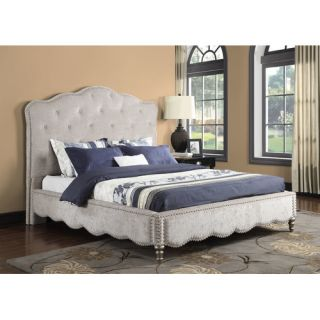 House of Hampton Cassiter Upholstered Platform Bed