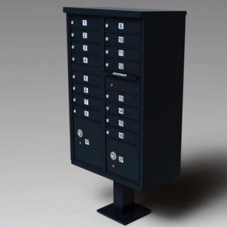 Florence 1570 Cluster Box Unit (16 Box Unit)