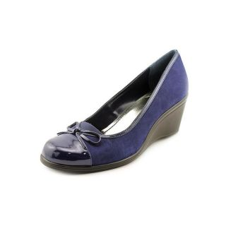 Style & Co Womens Gennah Faux Suede Dress Shoes
