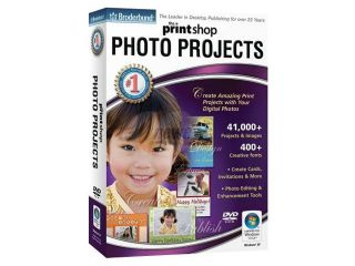 Encore Software The Print Shop Photo Projects  Software