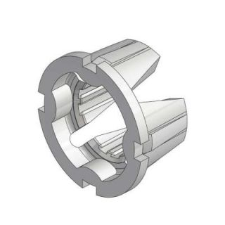 Holdrite 3/4 in. Grooved Insert for Use in 601 Series Brackets (Bag of 100) 605 H