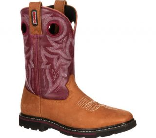 Womens Rocky 10 Western Farmstead RKW0119 Boot