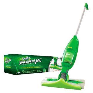 Swiffer SweeperVac Cordless Vacuum Starter Kit