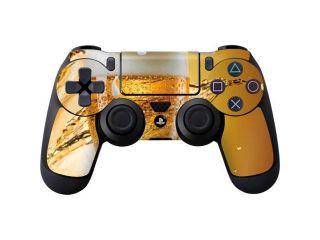 """PS4 Custom UN MODDED Controller """"Exclusive Design   Beer Drink"""""""