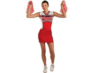 Teen Glee Cheerleader Girl's Costume