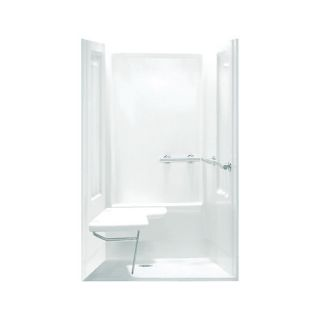 OC ADA Shower Kit with Grab Bars at Right by Sterling by Kohler