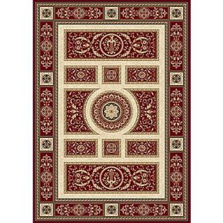 Home Dynamix Regency Red Area Rug; 8 x 102