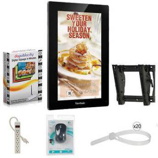Digital Signage Bundles  Photo Video