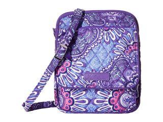 Vera Bradley Mini Hipster Lilac Tapestry