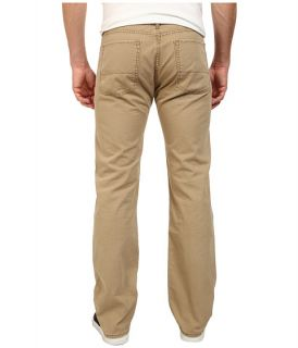 Dockers Mens Five Pocket Straight Heritage Wash Pants New British Khaki, Khaki