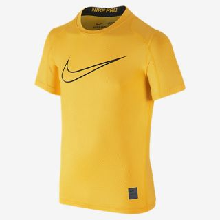 Nike Pro Cool Fitted Printed Boys Shirt