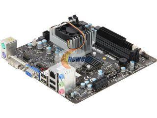 MSI C847IS P33 Intel Celeron Intel NM70 Mini ITX Motherboard/CPU Combo