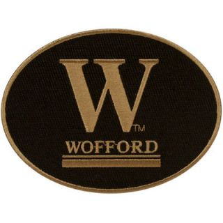 Wofford Terriers Big Peel & Stick Patch