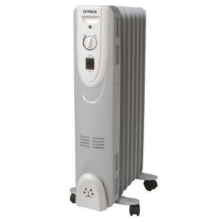 Optimus 600 Watt to 1500 Watt Electric Oil Filled Radiant Portable Heater H6010
