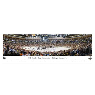 NHL 2013 Stanley Cup Champions   Chicago Blackhawks Photographic Print