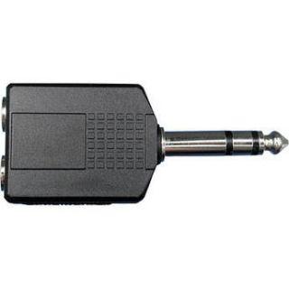 Hosa Technology GPP359 Stereo Phone to 2 Stereo Phone GPP 359