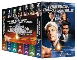 Mission: Impossible   Complete Series (DVD)   Shopping   The