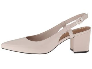 Clarks Pravana Claire Nude Pink Leather