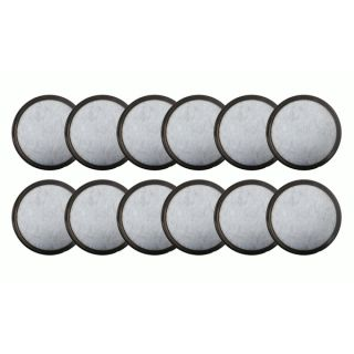 12 Mr. Coffee WFF 3 Charcoal Water Filters, Part # 113035 001 000