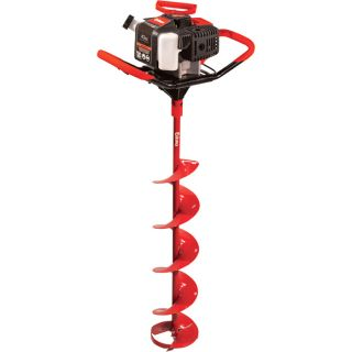 Eskimo MAKO Ice Auger — 43cc, 8in. Dia., Model# M43Q8  Ice Fishing Houses   Equipment
