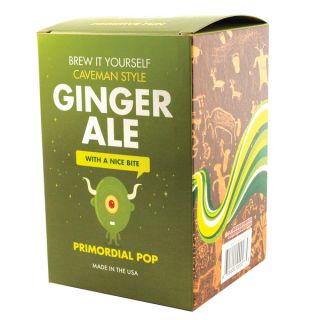 Brew It Yourself: Ginger Ale Kit   15885120   Shopping
