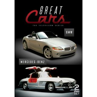 Great Cars: The Television Series   BMW/Mercedes Benz [2 Discs] [Tin