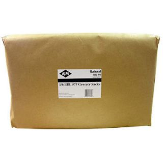 1/6 BBL 57# Grocery Sack Pack   500ct