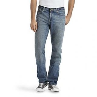 Roebuck & Co. Mens Slim Straight Leg Jeans