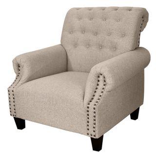 Dorothy Upholstered Arm Chair by DonnieAnn Company