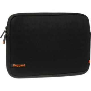 "Ruggard 10"" Ultra Thin Laptop Sleeve (Black) RU 1004"