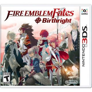 Fire Emblem Fates: Birthright   Nintendo 3DS   17860031