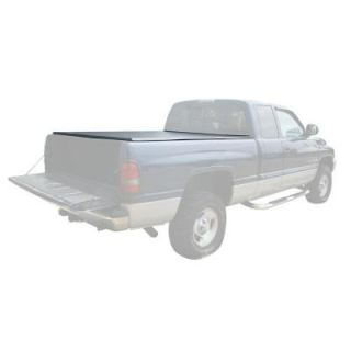 PRO SERIES 77 in. x 69 in. 25 lb. Vinyl Tonneau Truck Bed Cover for Dodge Ram PS07905
