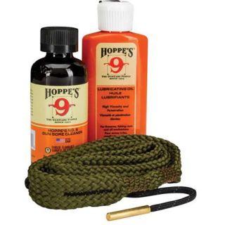 Hoppes 1 2 3 Done! Cleaning Kit for 9mm/.35 Caliber Pistol 110009