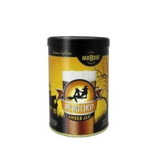 Mr. Beer Refill Kit   Bewitched Amber Ale DISCONTINUED 60977