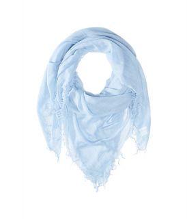 Chan Luu Cashmere and Silk Scarf Cashmere Blue